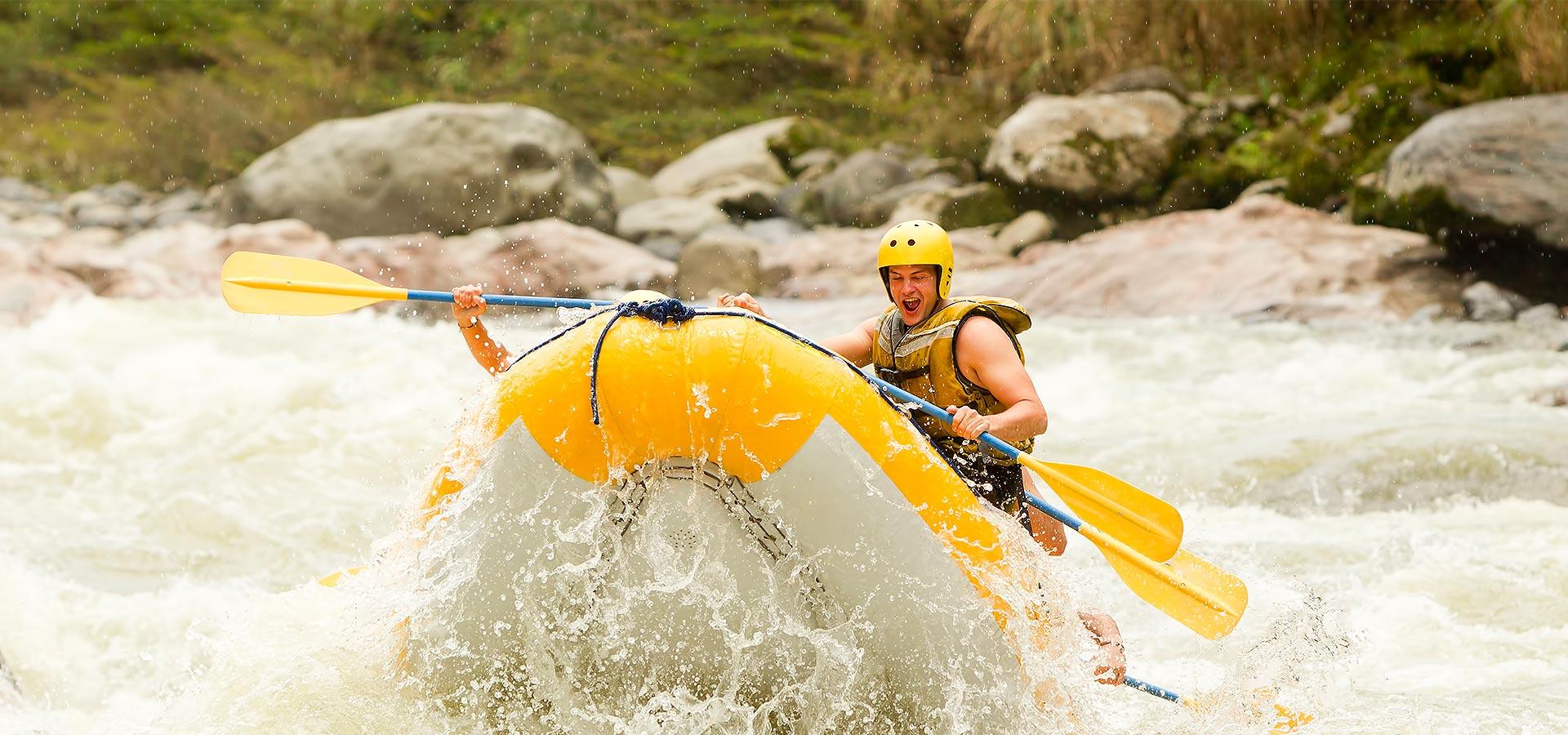California Whitewater Rafting