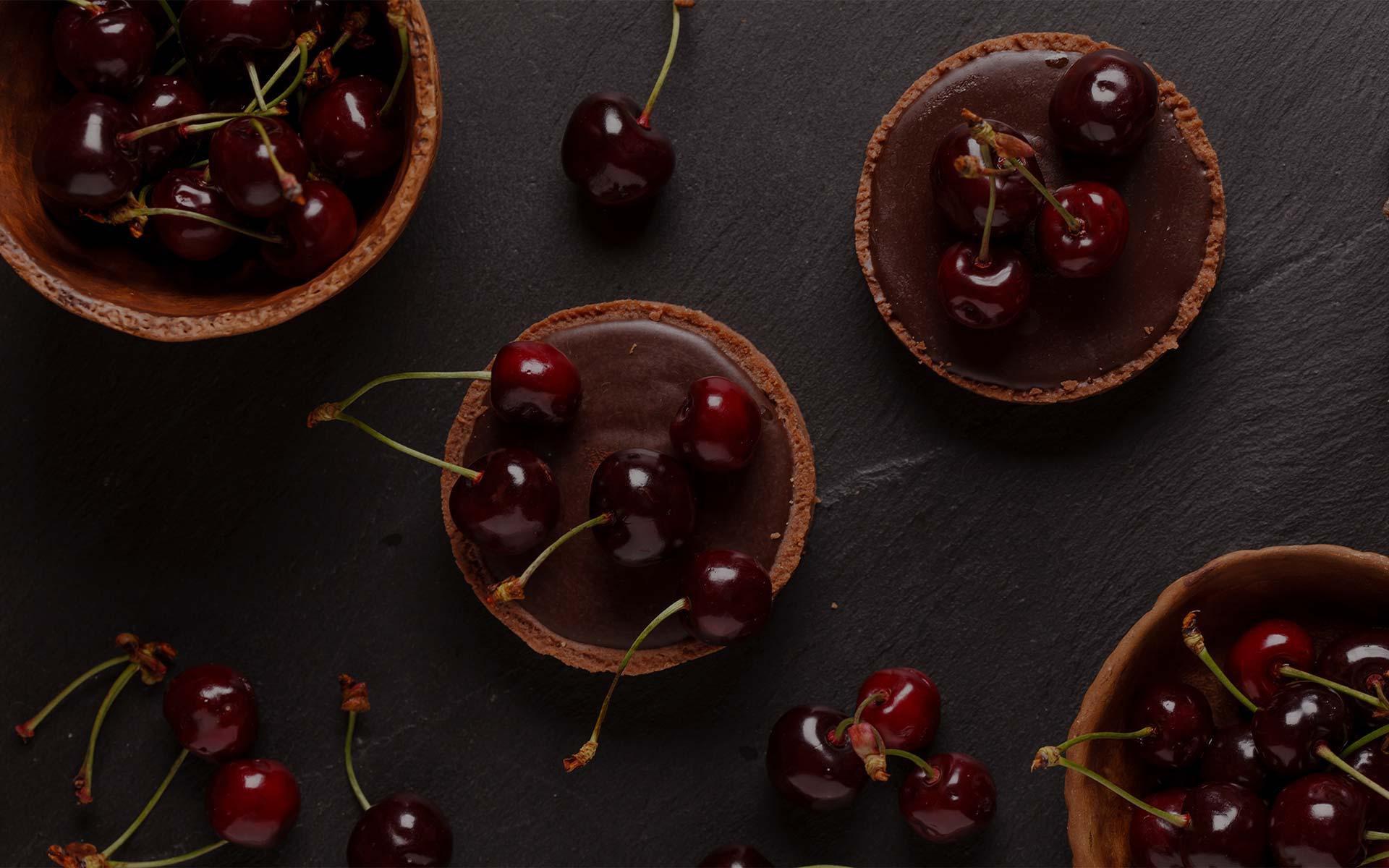 Chocolate Cherry Delight
