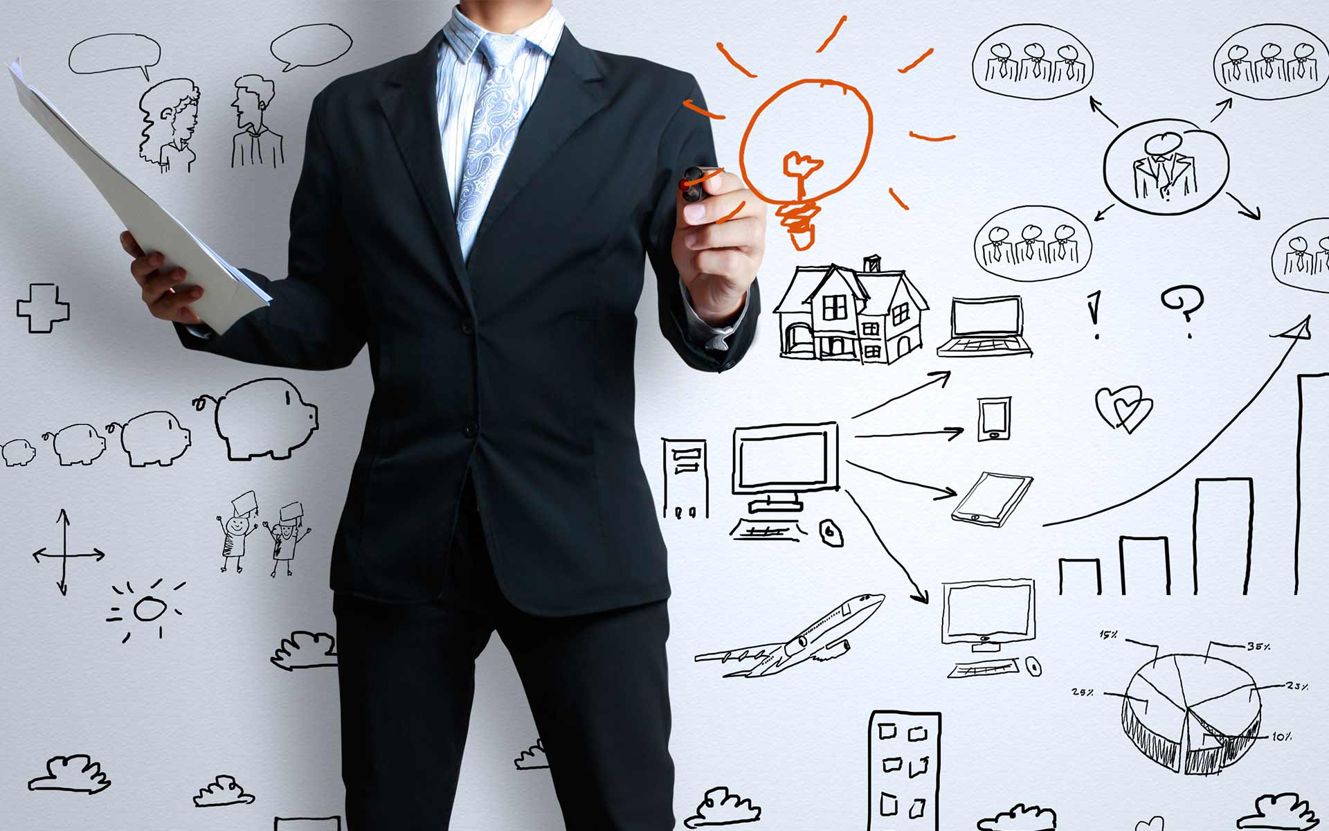 How to write the perfect business plan?